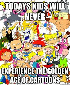 90s Cartoons. I still watch these cartoons #forever #a #kid