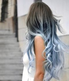 shampoo for teal ombre hair - Google Search