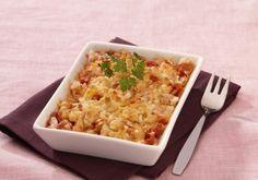 Crumble de cabillaud à la tomate et au parmesan   Croquons La Vie - Nestlé