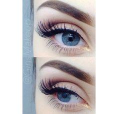 Eye makeup | via Tumblr