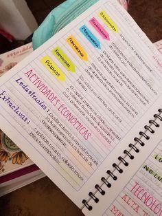 Bullet Journal School, Bullet Journal Writing, Bullet Journal Ideas Pages, School Organization Notes, Study Organization, College Notes, School Notes, School Notebooks, Pretty Notes