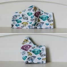 Mimi Boutique, Diamond Face, Mask Making, Coin Purse, Hand Painted, Trending Outfits, Unique Jewelry, Handmade Gifts, Bags