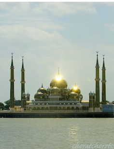 Crystal Mosque of Malaysia