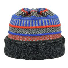 e46cb9ee53e The Fair Isle Beanie features a wide cuff and is a modern version of the two