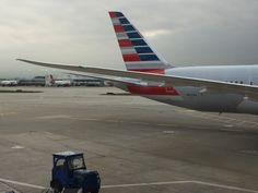 American Airlines 787-800 Chicago O'Hare