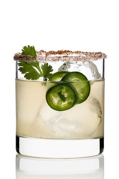 Spicey Margarita / recipe
