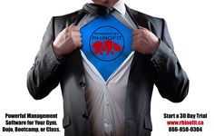 Super Powerful Gym Management Software.  Free Trial is Available for 30 Days!