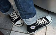 A century of Converse shoes have adorned many feet - The Boston Globe