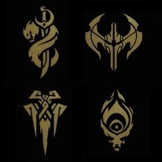 Lore and Gameplay Icon for various League of Legends factions, events, and UI assets Game Design, Icon Design, Symbol Design, Logo Design, League Of Legends Logo, Graphic Pattern, Cool Symbols, Magic Design, Game Icon