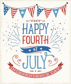 Patriotic Ready to Press 4th of July Boom Boom Baby Stars and Stripes Krafty Korner Supplies Fourth of July