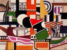 Fernand Léger :Paintings