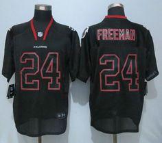Atlanta Falcons 24 Freeman Lights Out Black Elite Jersey Cardinals Jersey cf2b79b08