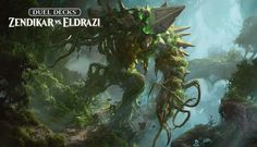 Angespielt: Magic: The Gathering – Duel Decks – Zendikar vs. Eldrazi