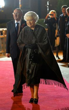 The Queen at the Royal Albert Hall to attend the Festival of Remembrance 9 Nov 2013