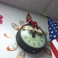elf on a shelf classroom ideas | Elf on the Shelf - Classroom Ideas