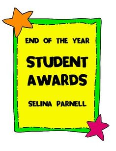 Award certificates on Pinterest | Classroom, Candy Awards and Spelling ...