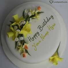 Amazing Create Online Beautiful Birthday Cake Name Generator Happy Personalised Birthday Cards Fashionlily Jamesorg