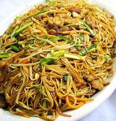 Longevity noodle to celebrate your birthday