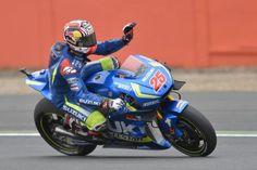 Gran Premio de Gran Bretaña de MotoGp Silverstone: Maverick Viñales logra un triunfo histórico
