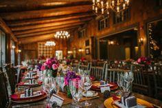 Woodland Rustic Wedding At ThorpeWood - Rustic Wedding Chic Wedding Beauty, Dream Wedding, Wedding Day, Wedding Reception, Wedding Stuff, Rustic Wedding Venues, Rustic Weddings, Wedding Table Decorations, Woodland Wedding