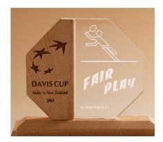Wood & Acrylic Trophies