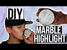 Diy eos makeup eos contour highlight blush youtube diy diy marble highlighter tumblr inspired 2016 youtube solutioingenieria