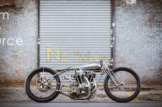 Hazan Motorworks Iron Beauty