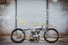 Hazan Motorworks Iron Beauty