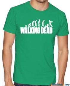 Camiseta The Walking Dead http://filmfilicoshop.com/tienda/camisetas-series/camiseta-the-walking-dead