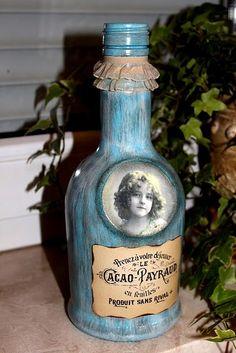 arte botella
