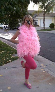 Feathery Flamingo