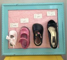 wonderful idea but for my baby boy shoes