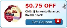 New coupons up! Huge supply of grocery coupons, health and beauty and freebies.