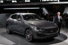 The Levante is the first SUV in Maserati's history. F1 Racing, Drag Racing, Maserati Sports Car, Diesel, Nissan 370z, Lamborghini Gallardo, Twin Turbo, Shabby Chic Homes, Motor Car