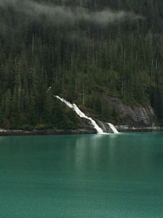 #AlaskaCruise #2014 #TracyArm