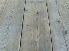 Steigerhouten planken voor keuken en afwerking