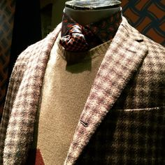 Suggestions from Pitti 91 - Drumor - #suggestions #pitti91 #pu91 #menswear #topfabrics #georgesroma #dapper #gentlemanstyle #dapperelegance #georgesroma #dappergentleman #style #elegance #drumor (presso Fortezza da Basso)
