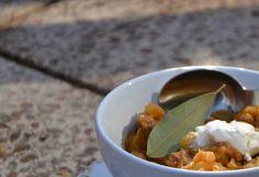 Geschmeidige Köstlichkeiten: Karoffelgulasch