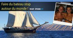 Alexis et Baptiste ont voyagé autour du monde en utilisant le bateau stop. De superbes expériences dont ils nous parlent dans un épisode qui va vous donner envie de prendre[...] Sailing Ships, Boat, Boats