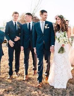 24 modern grooms attire details to look perfect wedding groom cool groomsmen attire ideas junglespirit Gallery