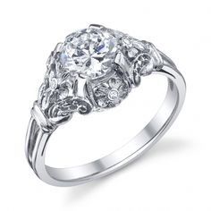 Someday my prince will come...   when he does, tell him I want this ring.