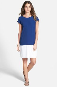Madewell 'Moa' Tunic Dress available at #Nordstrom