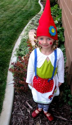 Lil/' Garden Gnome Elf Halloween Costume ~ 12-18M   18-24M    ~ NEW