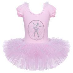 Girls Ballet Dress, Ballet Kids, Ballet Clothes, Ballerina Dress, Dresses Kids Girl, Ballet Tutu, Dance Outfits, Dance Dresses, Kids Outfits