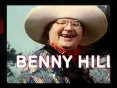 Benny Hill - Yakety Sax  (remember my Dad laughing hard when this was on!)
