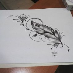 Instagram photo by wladrez - Feather 03x #draw #dibujo #art #arte #painting #pintura #feather #pluma #painter #shadowart #ilustración #illustrations #ink #tattooart #tatuajes #inked #picture #pictureart #plasticart #artesplásticas #worldart #pencils #fantasticart # pinceles #sketch #caracas #ccs #venezuela