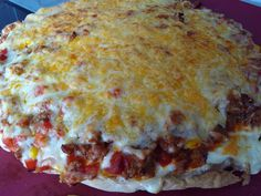 Pizza Recipes Gratinated minced meat – Flatbread, a good recipe with image from the category … Snack Mix Recipes, Pizza Recipes, Grilling Recipes, Low Carb Recipes, Great Recipes, Keto Fried Chicken, Hamburger Meat Recipes, Mince Meat, Healthy Appetizers