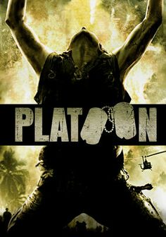 Platoon  Helmed by Oliver Stone, this searing autobiographical drama chronicles the Vietnam experiences of naive volunteer soldier Chris Taylor, whose view of the conflict starts to change after witnessing murder and rape at the hands of his compatriots.