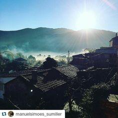 Ha amanecido entre nieblas ☁ en buena parte de #Galicia,  tal y como muestra la foto  de @manuelsimoes_sumiller en #Lobios  #padrendo #Ourense #GaliciaCalidade #GaliciaMola #GaliciaVisual #GaliciaMáxica #galiciagrafias #loves_galicia #galiciaglobal #igersgalicia #fotogalicia #estaes_galicia #viajar #amoviajar #turismo #viajes