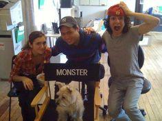 Alyson Stoner, Jon .M. Chu & Adam .G. Sevani-Step Up 3